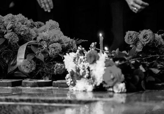 Организация процесса похорон